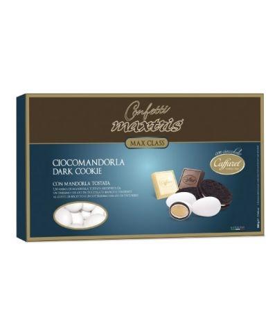 confetti maxtris/caffarel dark cookie500gr