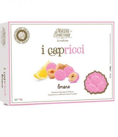 confetti maxtris capricci rosa