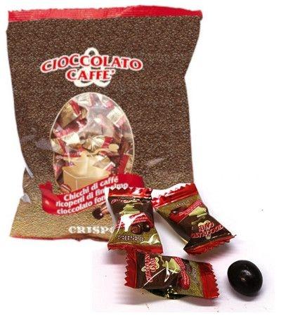 crispo chicco di caffè cioccolato 1 kg