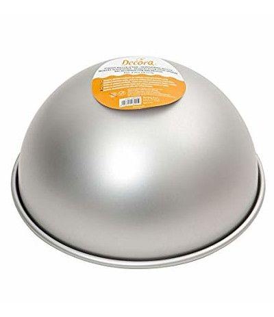 stampo mezza sfera cm 18 decora