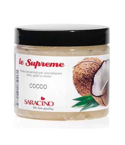 pasta aromatizzante cocco saracino