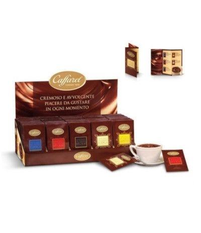 caffarel cioccolata in tazza cacao 60%