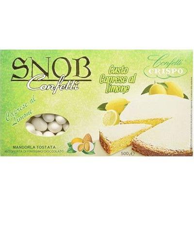 Confetti snob Caprese al Limone- 500 gr