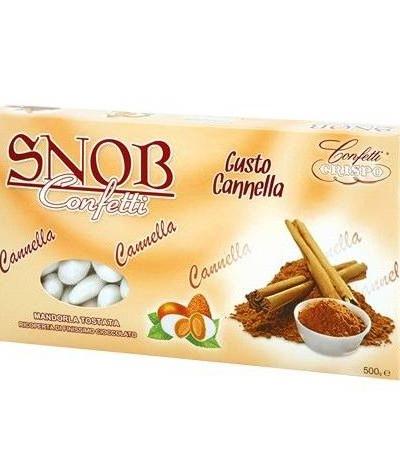 confetti snob 500 gr cannella
