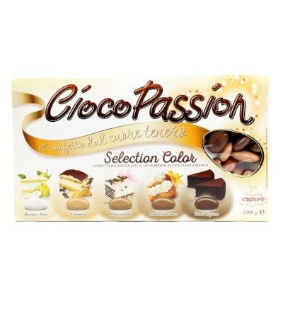 Confetti Cioco Passion Selection Marrone- 1 kg