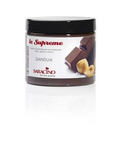 pasta aromatizzante gianduia- 200 gr