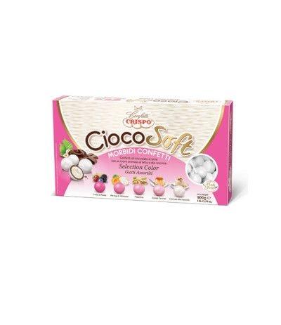 confetti soft selection rosa 900gr