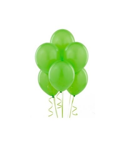 palloncini lattice verde lime