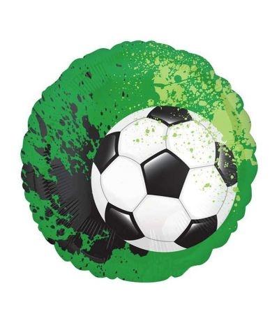 Palloncino mylar calcio pallone- 45 cm