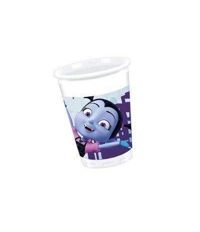 Bicchieri vampirina- 8 pezzi