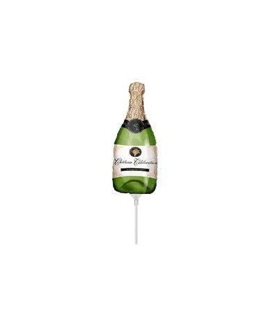 mini shape bottiglia champagne- 35 cm