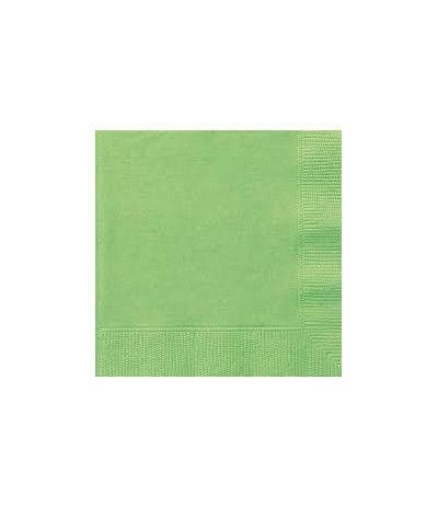 tovagliolini verdi- 20 pezzi