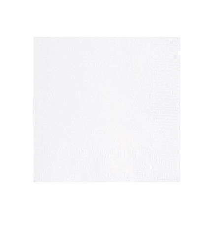 tovagliolini bianchi- 20 pezzi