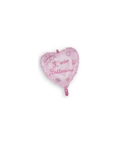 palloncino mylar il mio battesimo- 80 cm