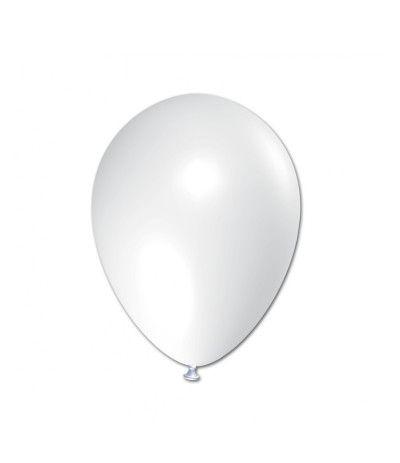 palloncini bianchi lattice- 25 pezzi