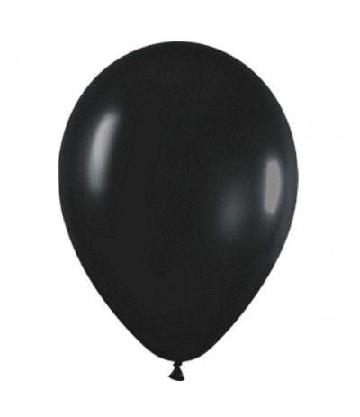 palloncini lattice nero- 25 pezzi