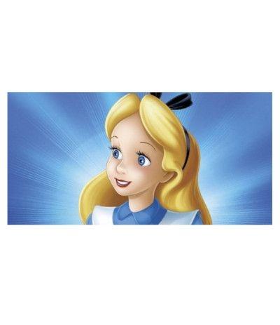 Ostia A3- Alice nel paese delle meraviglie- 30 x 40 cm