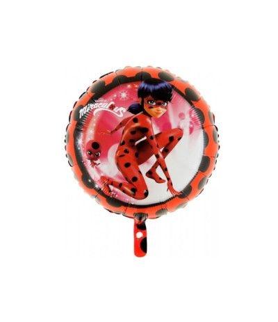 palloncino mylar miraculus- 45 cm