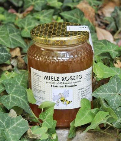 miele cistone millefiori- 1 kg