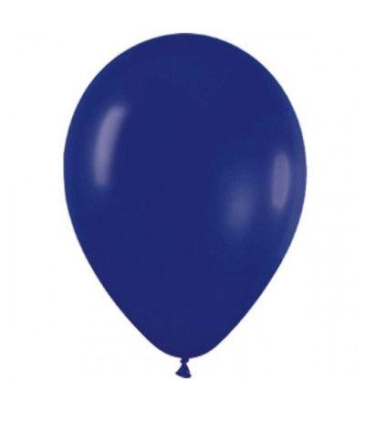 palloncino lattice blu 25 pezzi