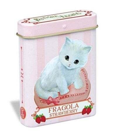 pastiglie leone cuccioli fragola gattino- 15 gr