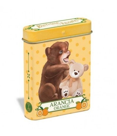 pastiglie leone cuccioli arancia orso- 15 gr
