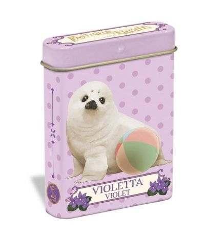 pastiglie leone cuccioli violetta foca- 15 gr