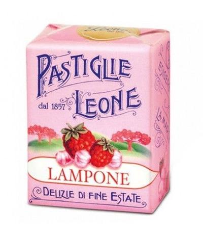 pastiglie leone lampone- 30 gr