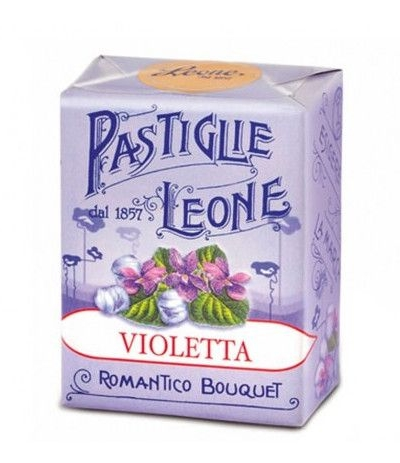 pastiglie leone violetta- 30 gr