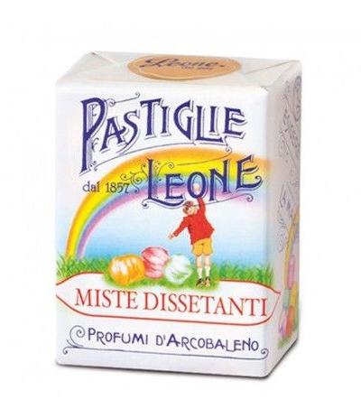 pastiglie leone miste dissetanti- 30 gr