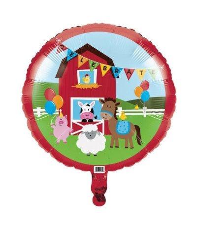 palloncino fattoria- 45 cm
