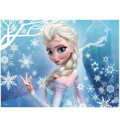 Ostia A4- Frozen 20 x 30 cm