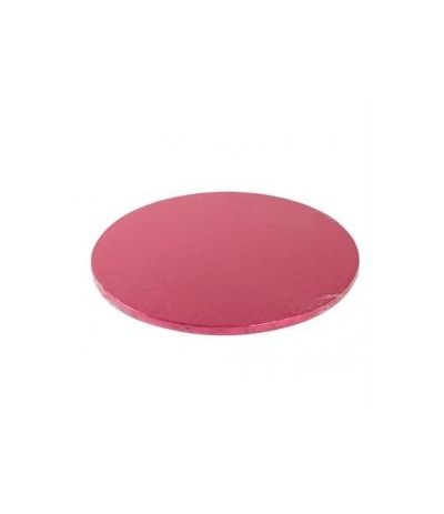 cake board decora colorati fucsia 35 cm