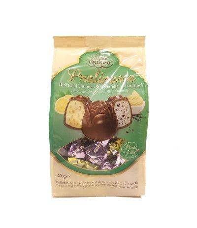 cioccolatini pralinesse crispo 1kg