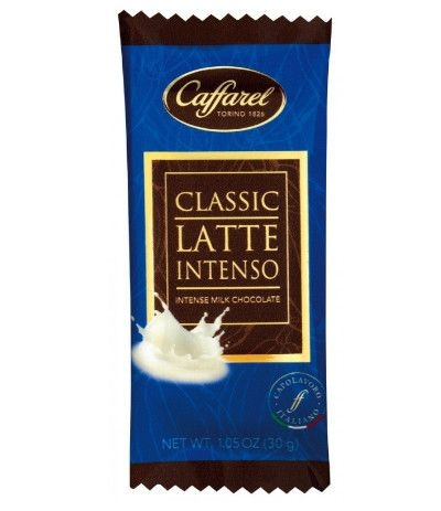 mini barretta caffarel latte 30gr