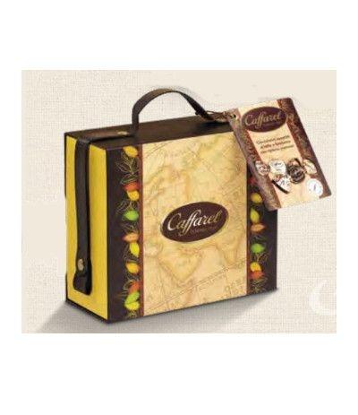 Valigia caffarel confezione regalo