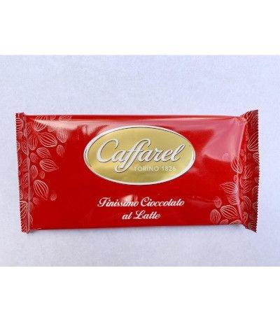 barretta caffarel latte 100gr