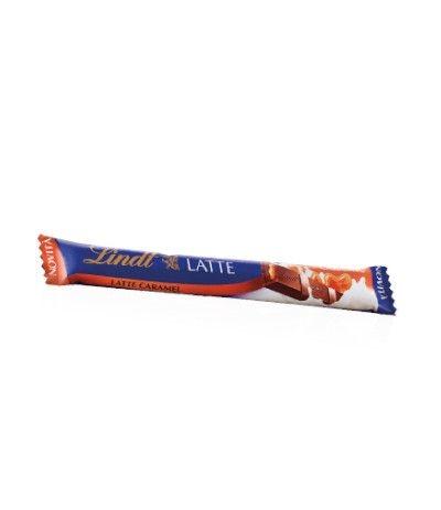 barretta lindt snack caramello-38 gr