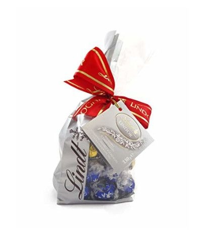 lindor dark assortito busta- 330 gr