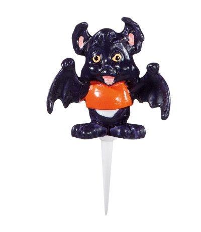 mostriciattolo halloween plastica- 3,5 cm