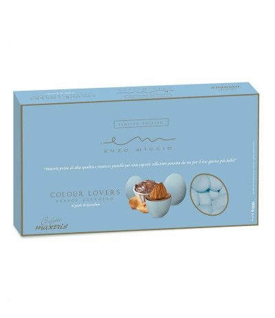 confetti maxtris carta da zucchero gianduia- 1 kg