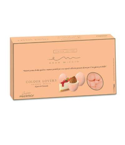 confetti maxtris color pesca gusto cheesecake-1 kg
