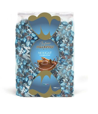 maxtris twist nougat latte- 1 kg