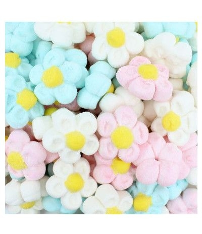 marshmallow fiori assortiti- 900 gr