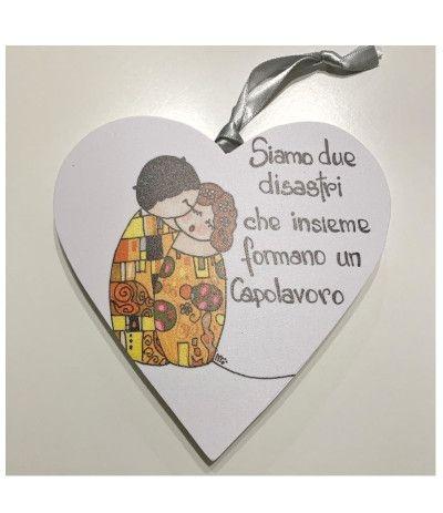 cuore legno Innamorati