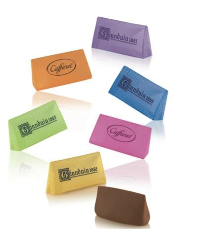gianduiotti multicolor caffarel-1kg