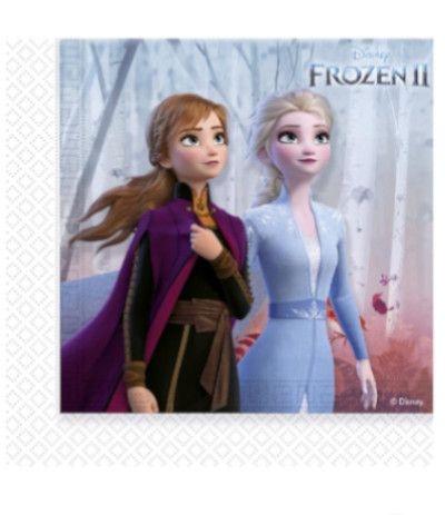 tovaglioli Frozen II- 20 pezzi