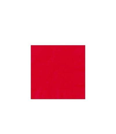 tovagliolini rossi- 20 pezzi