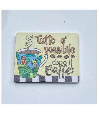 calamita tutto è possibile dopo il caffè