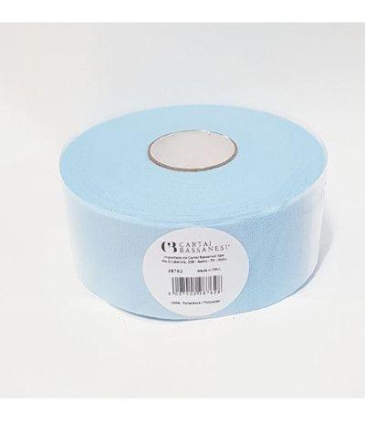 nastro tulle azzurro- 100 mt